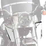 National Cycle Chrome Lowers For Switchblade Windshields