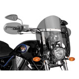 National Cycle Switchblade Shorty Motorcycle Windshield