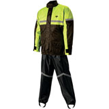 Nelson Rigg Stormrider 2-Piece Rainsuit Hi-Vis Yellow