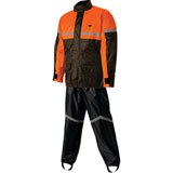 Nelson Rigg Stormrider 2-Piece Rainsuit Orange