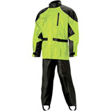 Nelson Rigg Aston 2-Piece Rainsuit Hi-Vis Yellow