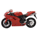 New Ray Die-Cast Ducati 1198 Motorcycle Toy Replica