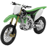 New Ray Die-Cast Kawasaki KX450F Motorcycle Replica