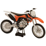 New Ray Die-Cast KTM 350SX Motorcycle Replica