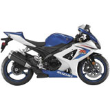 New Ray Die-Cast Suzuki GSX-R1000 Motorcycle Toy Replica