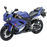 New Ray Die-Cast Yamaha YZF-R1 Motorcycle Replica