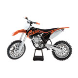 New Ray Die-Cast KTM 450SX-F Motorcycle Replica