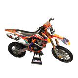 New Ray Die-Cast Red Bull Factory Race Team Ryan Dungey 450SX-F Motorcycle Replica