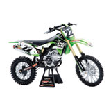 New Ray Die-Cast 22 Motorsports Kawasaki Chad Reed Motorcycle Replica