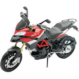 New Ray Die-Cast Ducati Multistrada 1200 Motorcycle Toy Replica