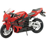 New Ray Die-Cast Honda CBR600R Motorcycle Replica