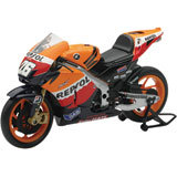 New Ray Die-Cast Honda Repsol Moto GP Dani Pedrosa Motorcycle Replica