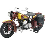 New Ray Die-Cast Indian Sport Scout 1934 Motorcycle Replica
