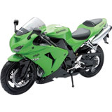 New Ray Die-Cast Kawasaki ZX10R Motorcycle Toy Replica