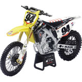 New Ray Die-Cast RCH Suzuki Ken Roczen RMZ450 Motorcycle Replica