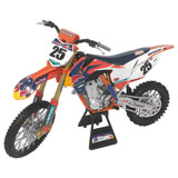 New Ray Die-Cast Red Bull KTM Marvin Musquin 450SX-F Motorcycle Replica