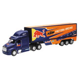 New Ray Die-Cast Red Bull Factory Race Team Rig Replica