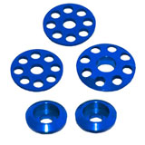 Nihilo Concepts Factory Washer Kit Blue
