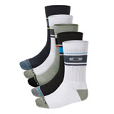 Oakley Performance Basic Crew Socks 2015 - 5 Pack
