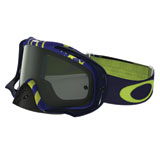 Oakley Crowbar Goggle Flight Series Sunday Punchers Frame/Dark Grey Lens