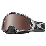 Oakley Mayhem Pro Goggle James Stewart Stealth Camo Frame/Prizm MX Black Lens