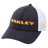 Oakley Heather New Era Snapback Hat Neon Orange