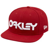 Oakley Mark II Novelty Snapback Hat Red Line