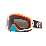 Oakley Crowbar Goggle Circuit Orange Blue Frame/Dark Grey Lens
