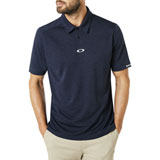 Oakley Aero Ellipse Polo Shirt Fathom Heather