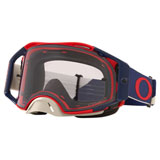 Oakley Airbrake Goggle B1B Red Navy Frame/Prizm Low Light Lens