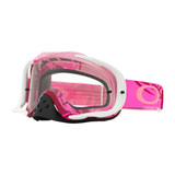 Oakley Crowbar Goggle Razorwire Pink-Rose Frame/Clear Lens