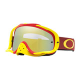 Oakley Crowbar Goggle Shockwave Red Yellow Frame/24K Iridium Lens