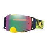 Oakley Front Line Goggle 2019 Thermo Camo Green Yellow Frame/Prizm Jade Iridium Lens