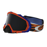 Oakley Mayhem Pro Goggle TLD Zap Orange Frame/Dark Grey Lens
