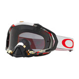 Oakley Mayhem Pro Goggle Flight Series WolfPack Frame/Dark Grey Lens
