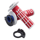 Odi V2 Emig MX Lock-On Grips Red/White