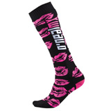 O'Neal Racing Women's Pro MX Print Socks XOXO