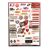 One Industries Universal Graphic Sheet
