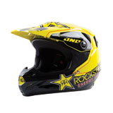 One Industries Atom Rockstar Helmet 2014