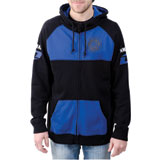 One Industries Yamaha Gate Zip-Up Hooded Sweatshirt