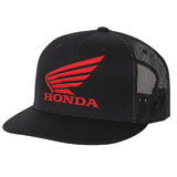 One Industries Honda Wing Snapback Hat