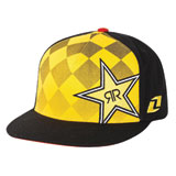 One Industries Rockstar Chex Snapback Hat
