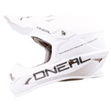 O'Neal Racing 3 Series Helmet 2019 Flat White