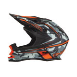 O'Neal Racing 7 Series Camo Helmet