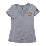 One Industries Rockstar Team Ladies V-Neck T-Shirt