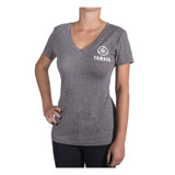 One Industries Yamaha Icon Ladies V-Neck T-Shirt