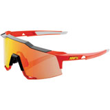 100% SpeedCraft Large Lens Sport Sunglasses