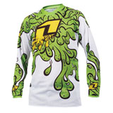 One Industries Atom Slime Vented Youth Jersey