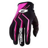O'Neal Racing Women's Element Gloves 2019 Black/Pink