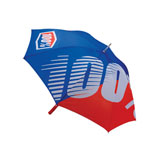 100% Premium Umbrella Blue/Red